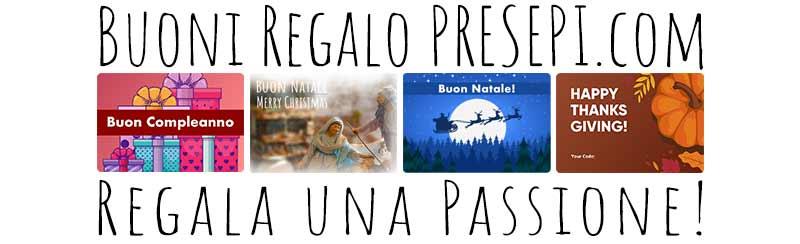 Buoni Regalo Presepi.com