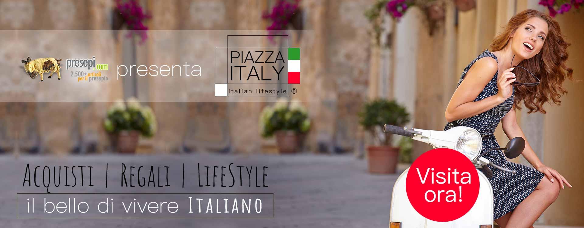 Visita Piazza-Italy